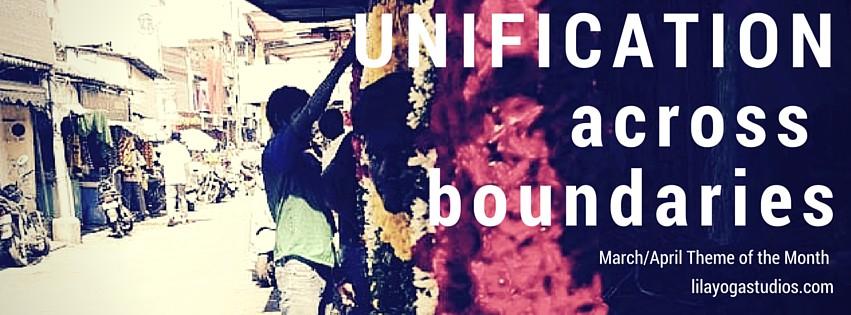 UNIFICATIONacross boundaries-2